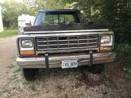 1985 Dodge Ram 150 4x4 Automatic