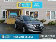 Certified 2018 Nissan Rogue AWD SV