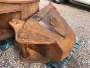 """26"""" Hensley Excavator Ripping Bucket"""