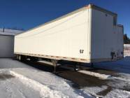 2004  53 Ft Utility Van Trailer