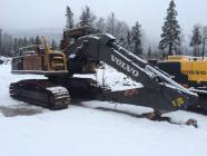 2007 Volvo EC240 BFX ..... PARTING OUT