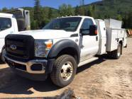 2011 F550 FORD Service Truck