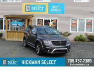 Certified 2017 Dodge Journey AWD 4dr Crossroad