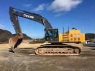 2011 Deere 450DLC Excavator