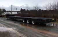 2005 Trail King TK70HST Equipment Trailer
