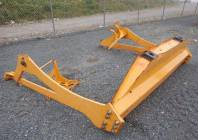 Deere 250D Articulated Truck Tailgate Assembly