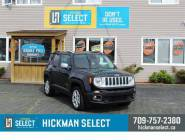 Certified 2017 Jeep Renegade 4WD 4dr Limited