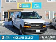 Used 2018 Chevrolet Express Cargo Van 2500 Extended Wheelbase Rear-Wheel Drive