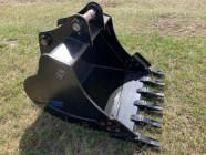 "Unused 42"" Deere 120 / 135 Excavator Buckket"