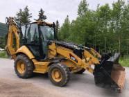 2010 CAT IT 420E 4x4 Backhoe