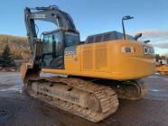 2016 Deere 290G Excavator