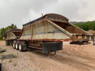 2008 Midland Clam Dump MC3500 B Train