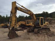 1998 Deere 160LC Excavator ... PARTING OUT