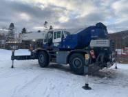 2012 Tadano GR 350XL 35 Ton RT Crane