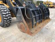 "94"" Craig CAT IT Quick Coupler Loader Hydraulic Grapple Bucket"