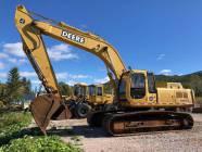 2000 Deere 330LC Excavator
