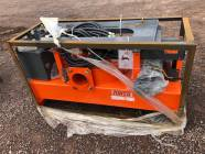 "Unused 66"" Hydraulic Skid Steer Snow Blower"