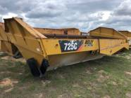 Caterpillar 725C Dump Box with Tailgate and Dump Cylinders