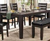 5 Piece Dining Set with Butterfly Leaf in
