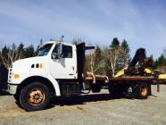 1999 Sterling S/A Boom Truck