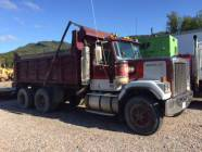 1985 GMC General T/A Dump Truck
