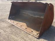 "120"" Deere 744H Loader Bucket"