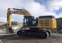 2013 CATERPILLAR 349E Excavator