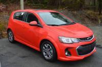 2018 Chevrolet Sonic Lt Rs