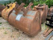 "62"" CAT 325 Size CF Clean Up Excavator Bucket"