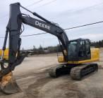 2012 Deere 160D LC Excavator