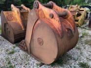"""42"""" CF Deere 330/892/350 Excavator Bucket"""