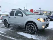 2018 Nissan Frontier Crew Cab PRO-4X Standard Bed 4x4 Auto