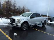2015 Ford F150 Fx4 Package Crew Cab