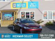 Certified 2016 Chrysler 200 4dr Sdn LX FWD