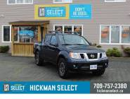 Certified 2018 Nissan Frontier Crew Cab PRO-4X Standard Bed 4x4 Auto