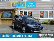 Certified 2017 Dodge Journey AWD 4dr GT