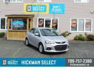 Certified 2018 Chevrolet Sonic 4dr Sdn Auto LT