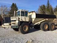 2000 TA30 Terex Articulated Rock Truck