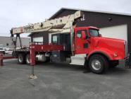 2012 T800 Kenworth 35 Ton Boom Truck