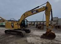 2017 CATERILLAR 320FL Excavator