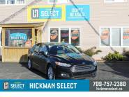 Certified 2015 Ford Fusion 4dr Sdn SE FWD