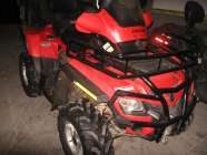 2010 Can AM 500 Max XT-Track Kit