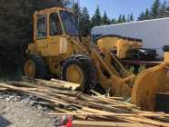 Cat 910 loader