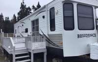 Residence, Top-of the line, 40.5' Travel Trailer, new ...