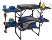 COMPACT CAMP TABLES