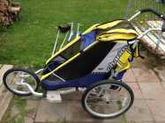 Cougar Chariot in excellent condition. Ski,bike and ...