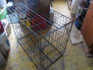 Dog kennel wire mesh for medium