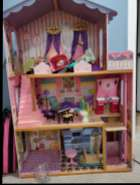 Doll House plus accessories