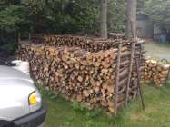 Firewood dry