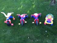 Fisher Price Outdoor Ride-On Toys